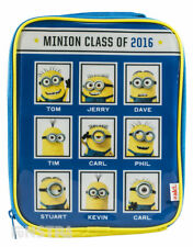 Minions Lunch Bag Kids Boys Lunch Box Lunchbox Despicable Me Kevin Stuart Jerry