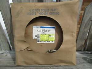 NOS 2000-2002 E-350 FORD ECONOLINE EMERGENCY BRAKE REAR CABLE/6C2Z-2A635-BR