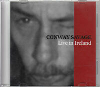 CONWAY SAVAGE Live In Ireland 2009 UK 15-trk CD Nick Cave Bad Seeds NEW