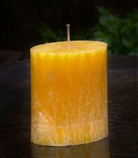 90hr PASSION FLOWER Scented OVAL CANDLE Fresh & Invigorating Summer Fragrance