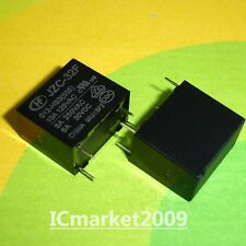 5 PCS JZC-32F-012-HS3(555) DIP-4 5A 250VAC SUBMINIATURE INTERMEDIATE POWER RELAY