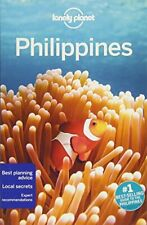 Lonely Planet Philippines (Travel Guide), Planet 9781786574701 Free Shipping..