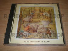 Selling England By The Pound [Remaster] by Genesis (CD, Atlantic) MADE IN USA