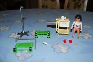 Playmobil 4405 Krankenzimmer Ersatzteile Zubehör