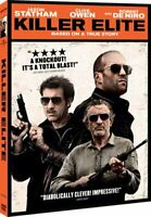 NEW Killer Elite (DVD, 2012) Sealed Free Shipping