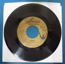 "BARRETT STRONG ""Money (That's What I Want/Oh I Apologize"" Funk/Soul 7"" Single"