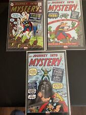 journey into mystery 83 84 85 Marvel Comics, Mexico Foil Variants NM Condition