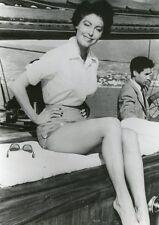 AVA GARDNER LA COMTESSE AUX PIEDS NUS 1955 VINTAGE PHOTO #4 LEGGY