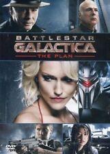 Dvd BATTLESTAR GALACTICA THE PLAN - (2009) Film - Fantascienza Universal ..NUOVO