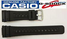 CASIO GW-5600J G-Shock 16mm Original Black Rubber Watch BAND Strap