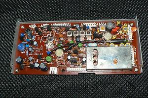 Kenwood TR-9500  -  CAR unit   -  X50-1720-00