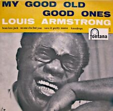 ++LOUIS ARMSTRONG beau koo jack/no one else but you/save it pretty mama EP VG++