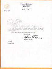 David C. Treen-signed letter-32