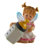 Enesco MY LITTLE KITCHEN FAIRY Retired - NEW IN BOX - Milk Check Fairies #119276