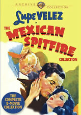 The Mexican Spitfire Collection DVD 8 Films on 4 Discs Lupe Velez & Leon Errol