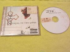 2PAC Loyal To The Game 2004 CD Album Hip Hop (075021032910) ft Bonus Trks