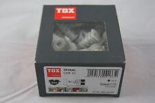 50 Stk. TOX GDK 32 Spiral Gipskartondübel Rigipsdübel Dübel Gipsdübel Schnecke