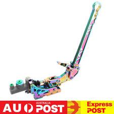 Universal Neochrome Hydraulic Drift Handbrake E-Brake Vertical Horizontal Handle