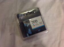 HP 300 Tri Colour Ink Cartridge CC643EE