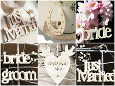 Wedding Decorative Hanging Signs