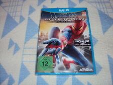 The AMAZING SPIDER-MAN -- Ultimate Edition (Nintendo Wii U) NUOVO OVP