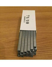 New quality Trade case 71/10 type Upholstery staples qt.10,000 in a box CHEAPEST