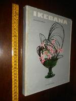 libro :Ikebana: fiori viventi. BANTI PEREIRA Jenny. Editore: Club degli Editori.