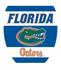 OFFICIAL NCAA LICENSED-Florida Gators Toilet Tattoos-Elongated