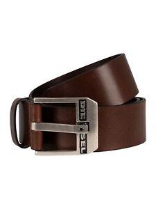 Diesel Men's Bluestar Belt, Brown