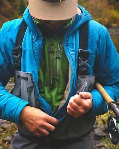 Orvis Men's Pro Zipper Waders - Medium (M/Reg) - Free Shipping