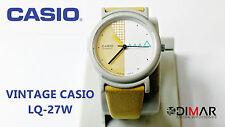 VINTAGE CASIO LQ-27W NOS MODULO 319 JAPAN AÑO 1986 WR.50m