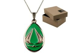 NEW Assassins Creed Embers Shao Jun Necklace - Amulet Pendant Medallion