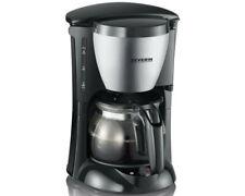 SEVERIN KA 4805 Kaffeemaschine Schwarz/Silber, NEU und OVP