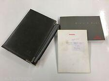Honda Civic 5dr owners manual / handbook and wallet. 2000 - 2004