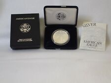 1995-P Proof American Silver Eagle Coin  - One Troy oz .999 Bullion