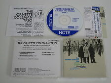 "THE ORNETTE COLEMAN TRIO/AT THE ""GOLDEN CIRCLE"" STOCJHOLM VOL.2(BN TOCJ-4225)"