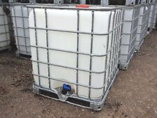 IBC 1000 Litre in ESSEX Storage Container Tank for Water Waste Oil Diesel etc