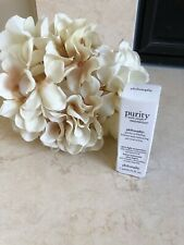Philosophy Purity Made Simple Ultra Light Moisturizer .25 fl oz 7 ml Travel Size