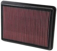 K&N Filters 33-2493 Air Filter Fits 13-17 Santa Fe/Santa Fe XL/Sorento 2.0-3.3L