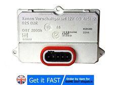 Nuevo Hella 5DV 008 290 00 D2S D2R Xenon Headlight unidad Lastre 5DV00829000 S203
