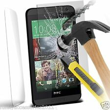 Genuine Premium Tempered Glass LCD Screen Protector for HTC Desire 610