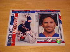 Henrik Lundqvist Rangers Officially LICENSED 8X10 Photo FREE SHIPPING 3/more