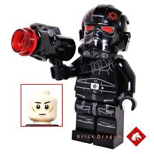 Lego Star Wars Inferno Squad Trooper (Sunken Eyes) minifigure from set 75226