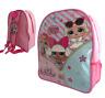 LOL Surprise Backpack Girls School Bag Rucksack Shoulder Straps & Bottle Holder