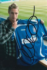 IPSWICH TOWN HAND SIGNED LEE MARTIN 6X4 PHOTO 1.