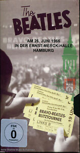 The Beatles * Doku VHS * Am 26. Juni 1966 in der Ernst-Merck-Halle Hamburg