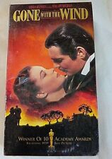 Gone With The Wind VHS 2-Tape Set Sealed MGM 1939 Free Shipping