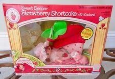 "Bnib Vintage 1980s (1984) Kenner Sweet Sleeper ""Strawberry Shortcake"" Doll"