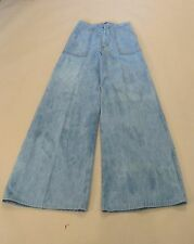 True Vintage Womens Bell Bottom Jeans 70's
