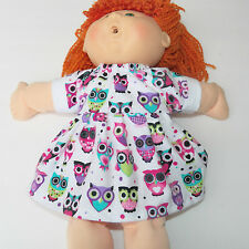 "bitty baby clothes or Cabbage Patch 16"" KIDS Doll Clothes & 18"" american doll NG"